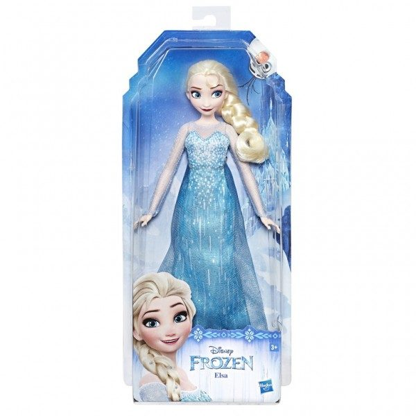 Fashion Doll - Elsa