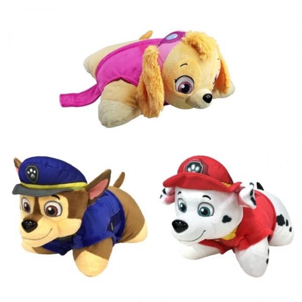 Pillow Pets Paw Patrol Travel Buddies 11″ Plush Pillow Pet Assorted