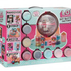 L.O.L. Surprise DIY Glitter Factory