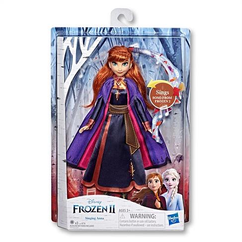 Disney Frozen 2 Singing Doll Anna