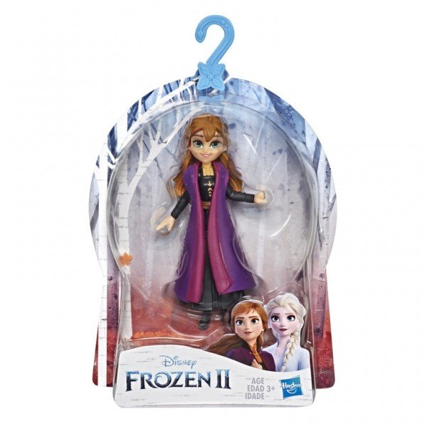 Disney Frozen 2 Movie Small Character Doll Anna