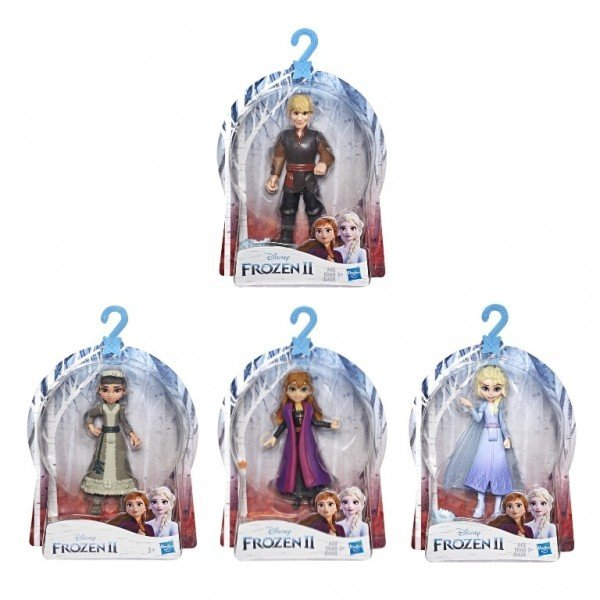 Disney Frozen 2 Movie Small Character Doll Assorted