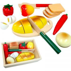 Cutting Picnic Food Box