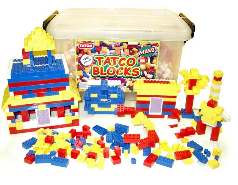 Tatco Bricks School Pack (1200pcs)