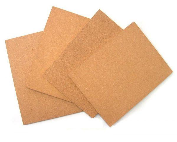 4pc Tap Tap Corkboard