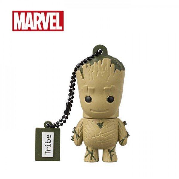 Tribe Marvel Groot Storage USB 32GB Flash Drive