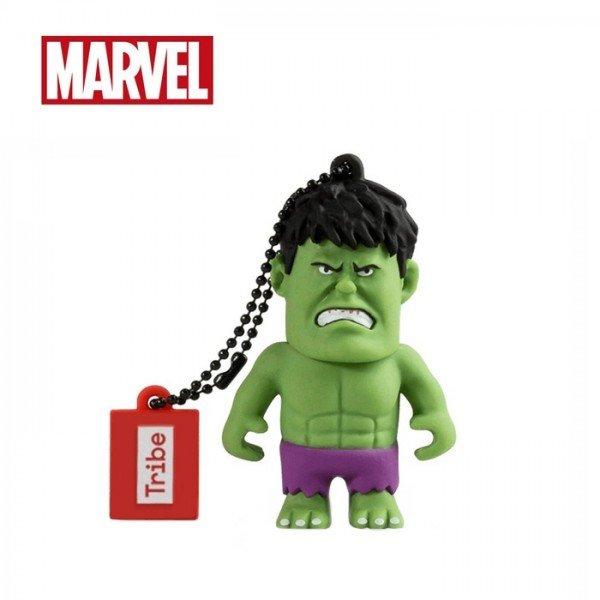 Tribe Marvel Hulk Storage USB 32GB Flash Drive