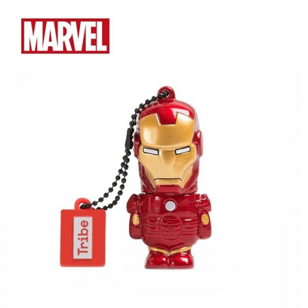 Tribe Marvel Iron Man Storage USB 32GB Flash Drive