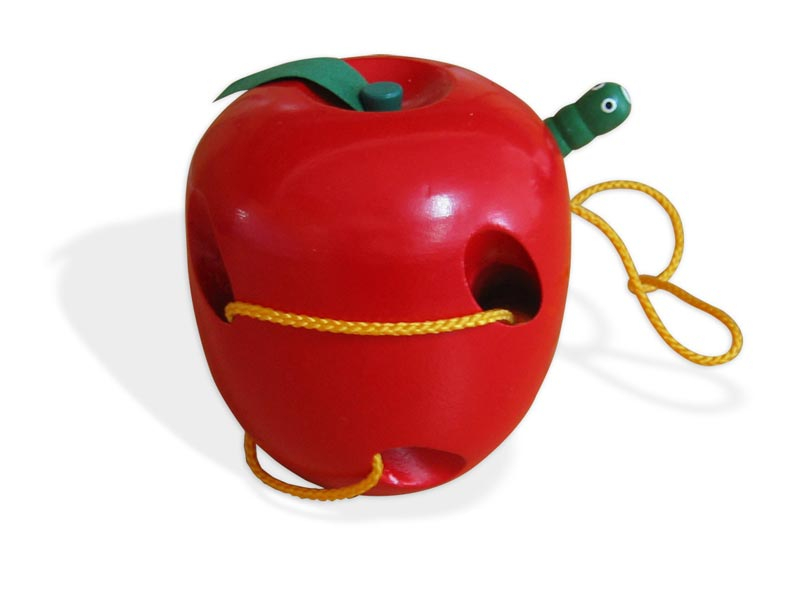 Lacing Apple