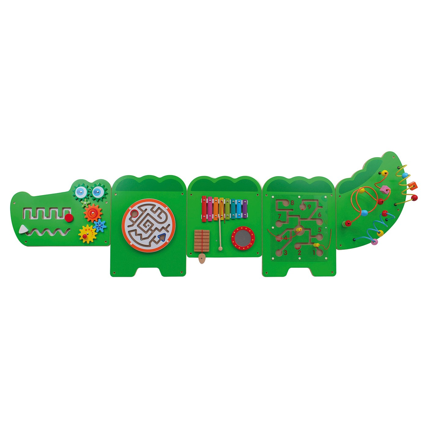 Wall Panels Game – Crocodile