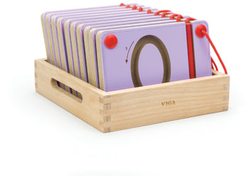 Magnetic Writing Board Number Set