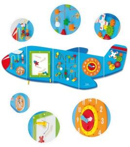 Wall Panels Game – Aeroplane 5pcs