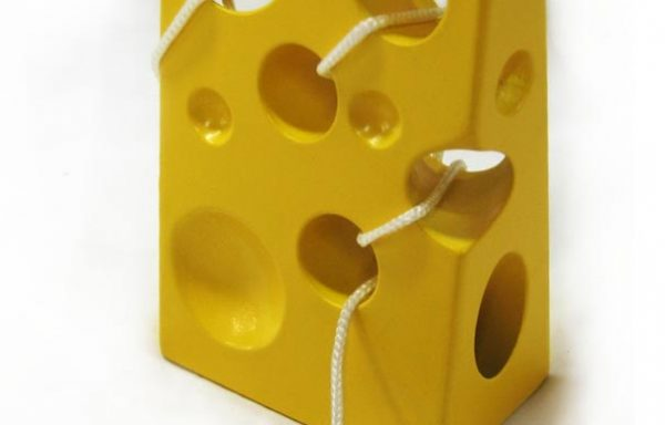 Lacing Cheese