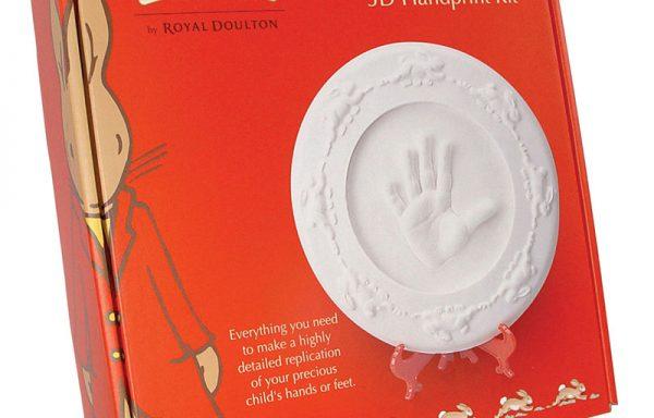 Bunnykins 3D Handprint