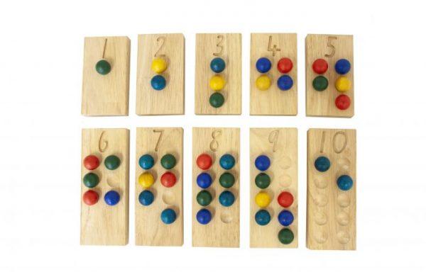 Maths Counting & Ten Frames Set