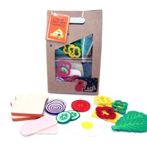 Sandwich Kids Playset