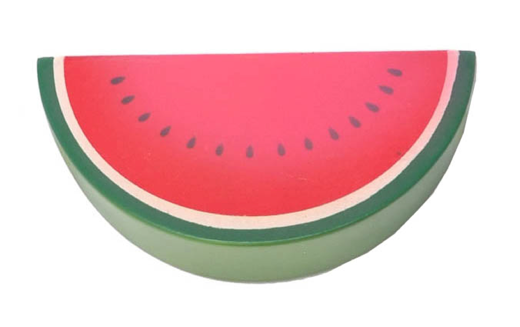 Wooden Watermelon