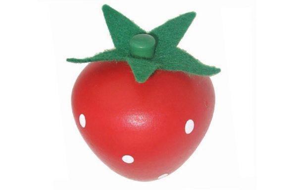 Wooden Strawberry