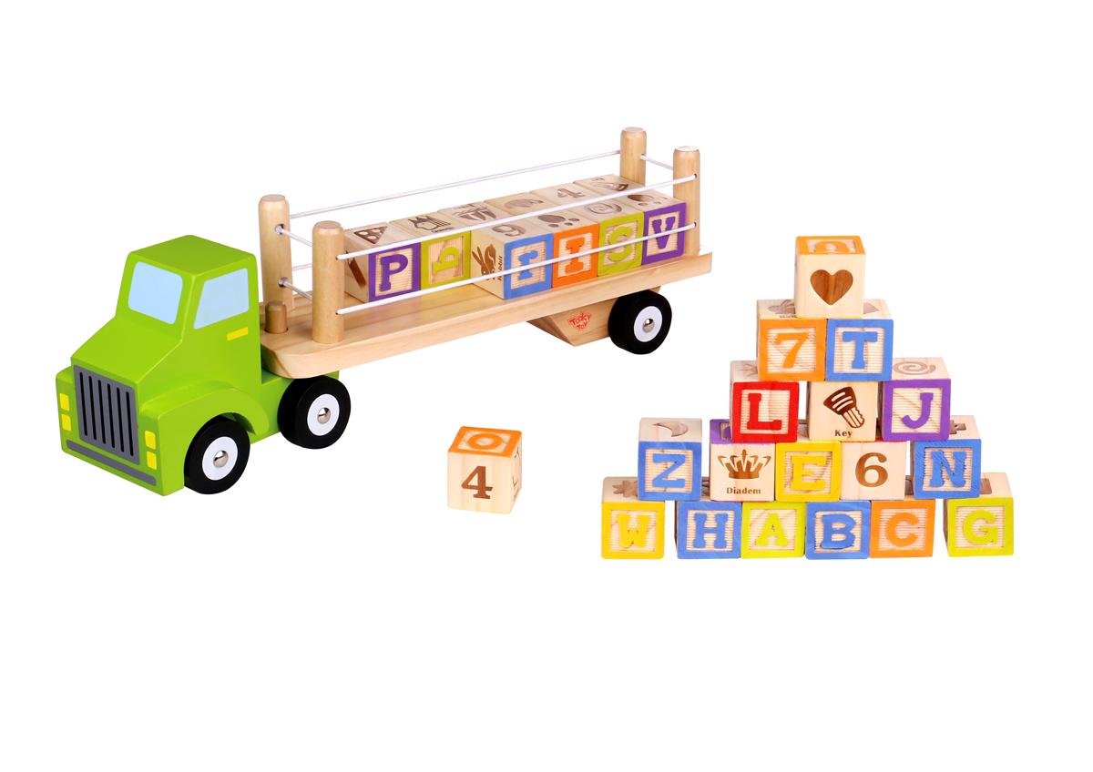 Alphabet & Number Truck