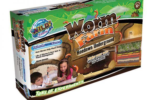 Large Worm Farm