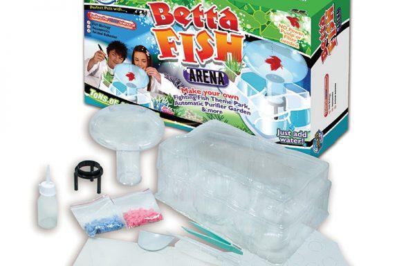 Betta Fish Arena