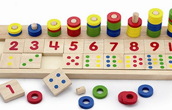 Count & Match Numbers