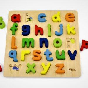 Alphabet Lowercase Puzzle
