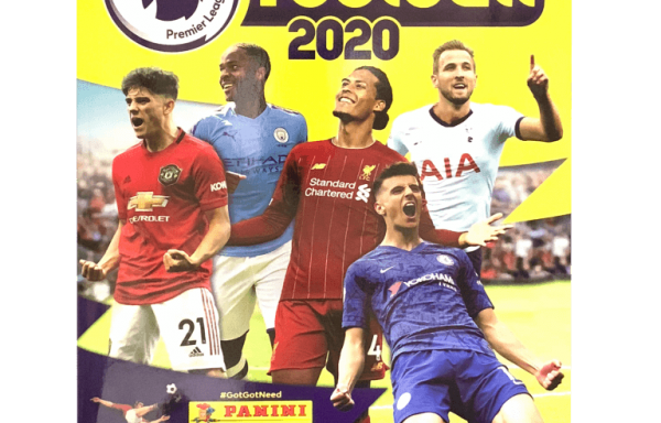 PANINI English Premier League 2019/2020 Official Album