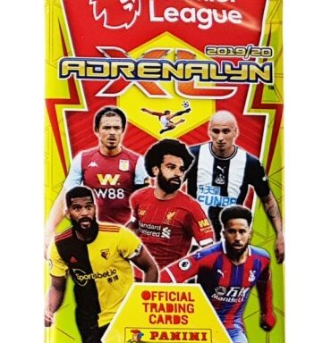 PANINI Adrenalyn XL 2019/20 EPL Soccer Cards