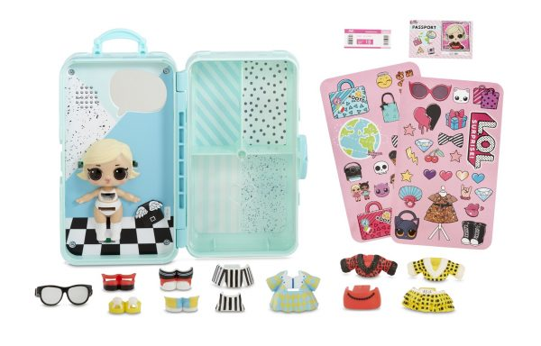LOL Surprise As If Baby Suitcase Style