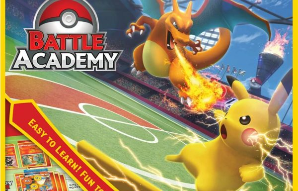 Pokemon Battle Academy Board Game