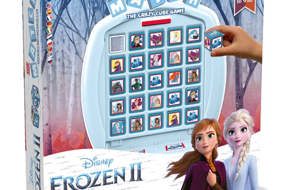 Frozen 2 Top Trumps Match Board Game
