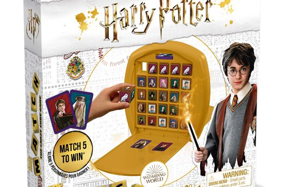Top Trumps: Harry Potter Match Board Game