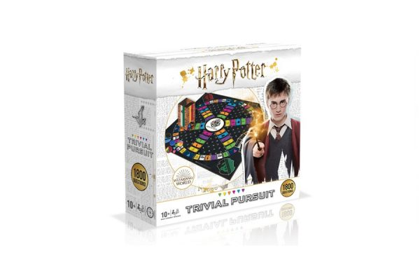 Harry Potter Trivial Pursuit Ultimate Edition Board Game