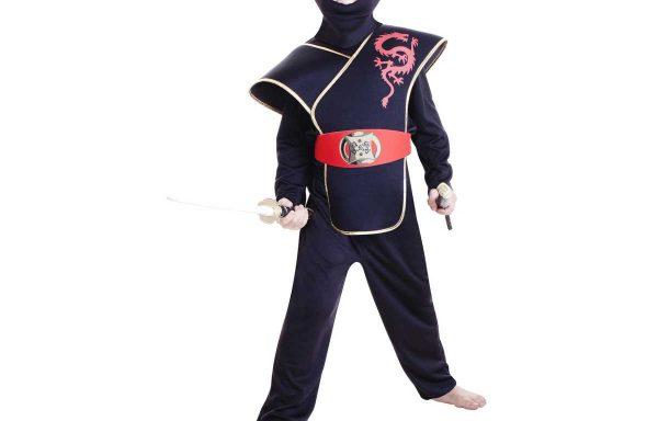 Deluxe Ninja Costume Medium
