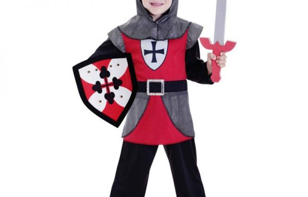 Deluxe Knight Costume Small