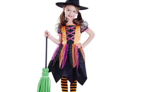 Deluxe Witch Costume Medium