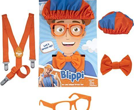 Blippi- Be Like Blippi Role play