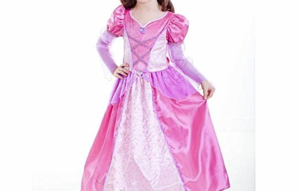 Deluxe Rose Princess Costume Small