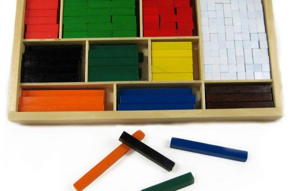 Cuisenaire Learning Rods – 308 pc