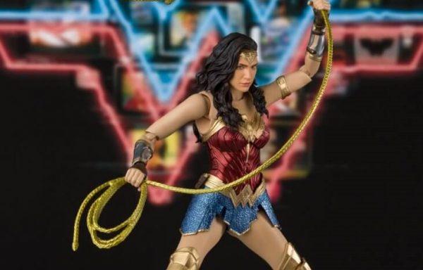 S.H.FIGUARTS WW84 Wonder Woman