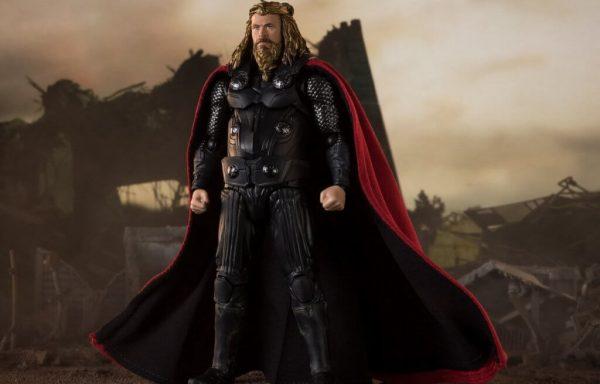 S.H.FIGUARTS Avengers: Endgame Thor – Final Battle Edition