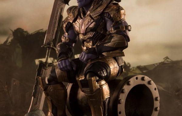 S.H.FIGUARTS Avengers: Endgame Thanos – Final Battle Edition