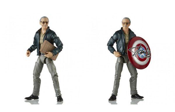 Marvel Legends Series 80 Years 6″ Action Figure – Stan Lee