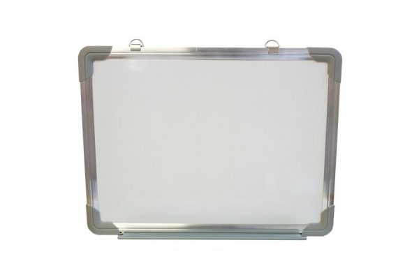 Double Sided Magnetic Whiteboard