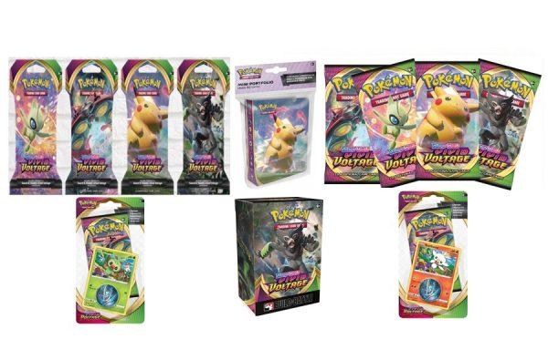 Pokemon TCG Vivid Voltage Booster Bundle 2