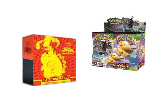 Pokemon TCG Vivid Voltage Booster Bundle 6