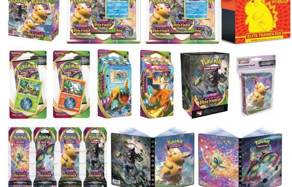 Pokemon TCG Vivid Voltage Booster Ultimate Bundle