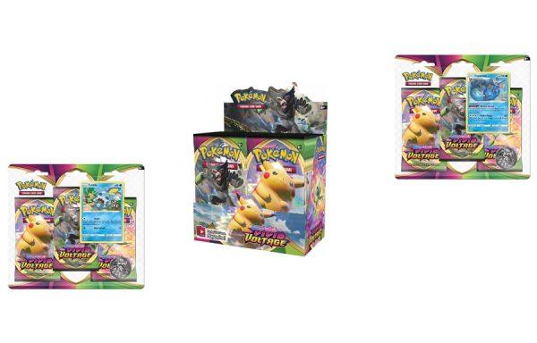 Pokemon TCGVivid VoltageBoosterBundle4