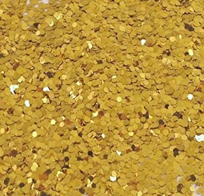 Gold Craft Glitter 500g